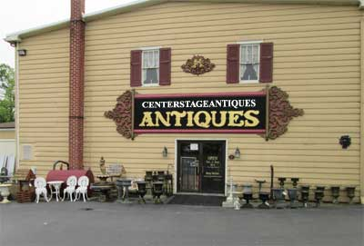 Center Stage Antiques, Inc.